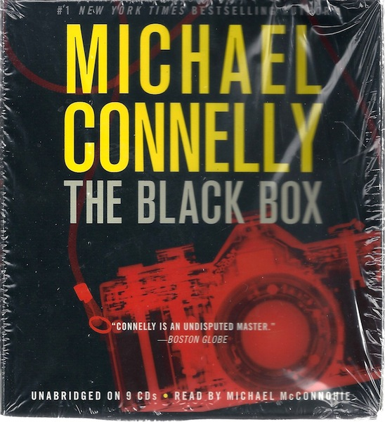 The Black Box (Harry Bosch), Connelly, Michael; McConnohie, Michael [Reader]