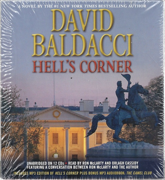 Hell's Corner (Camel Club Series), Baldacci, David; McLarty, Ron [Reader]; Cassidy, Orlagh [Reader];