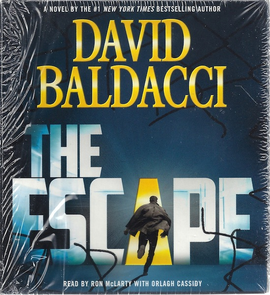 The Escape (John Puller Series), Baldacci, David; McLarty, Ron [Reader]