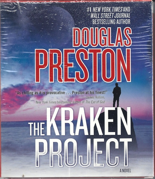 The Kraken Project (Wyman Ford Series), Preston, Douglas; Sowers, Scott [Reader]