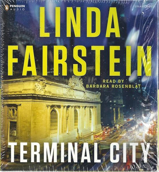 Terminal City, Fairstein, Linda; Rosenblat, Barbara [Reader]