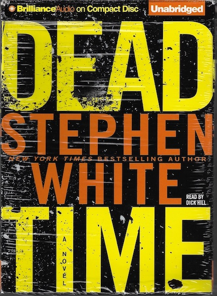 Dead Time (Alan Gregory Series), White, Stephen; Hill, Dick [Reader]
