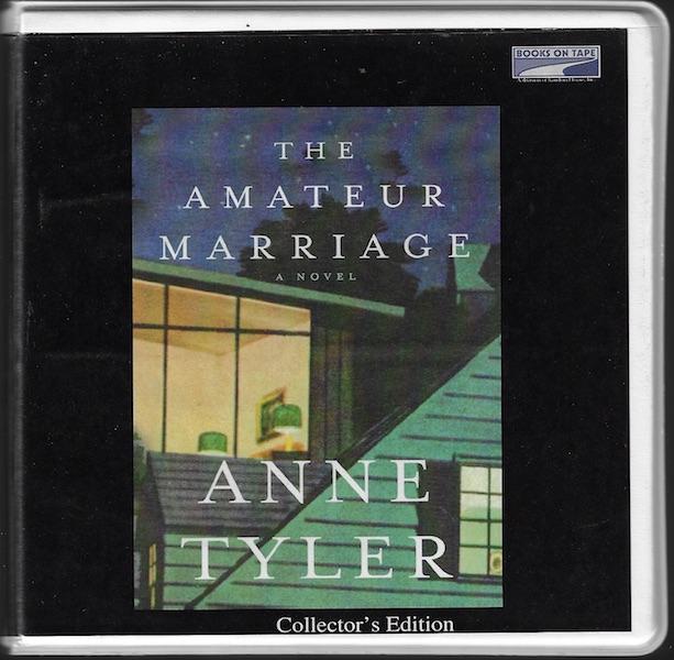 Amateur Marriage, Th (Lib)(CD), Blair Brown [Narrator]