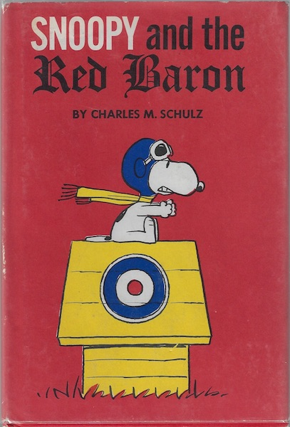 Snoopy and the Red Baron, Schulz, Charles M