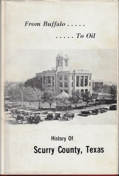 From buffalo to oil: History of Scurry County, Texas, Shelton, Hooper