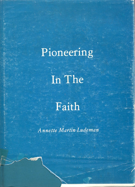 Pioneering in the faith;: James Floyd Kimball, Baptist minister and missionary, 1853-1918, Ludeman, Annette Martin