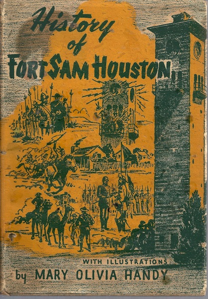History of Fort Sam Houston, Handy, Mary Olivia