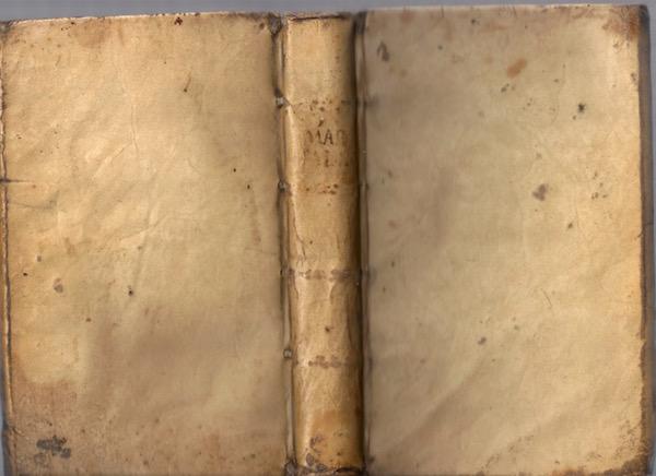 MARTIALIS EPIGRAMMA TON LIBRI XIIII, MARCUS VALERIUS 1547 Epigram Poetry Roman, Marcus Valerius Martialis