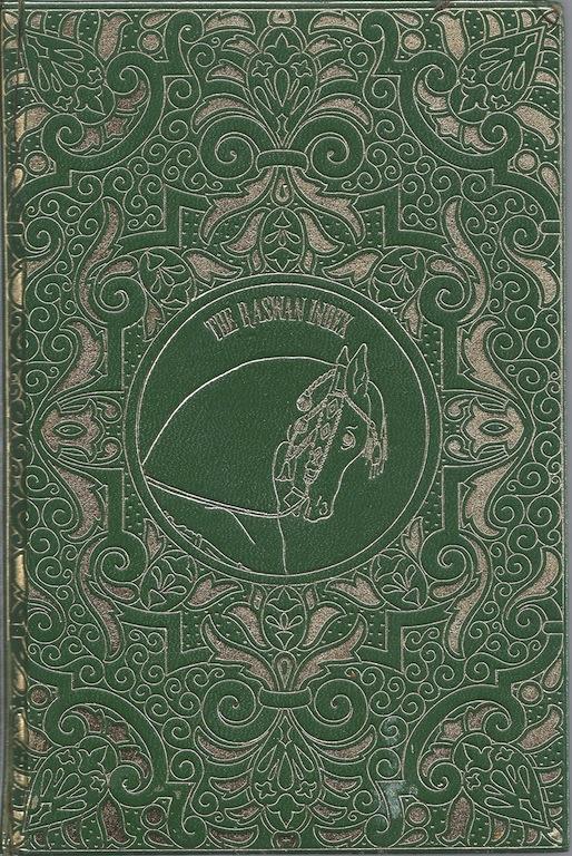 The Raswan Index and Handbook for Arabian Breeders: Volume 6 (one of 380 copies), Raswan, Carl