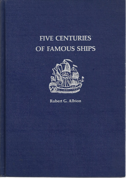 Five Centuries of Famous Ships, Albion, Robert Greenhalgh