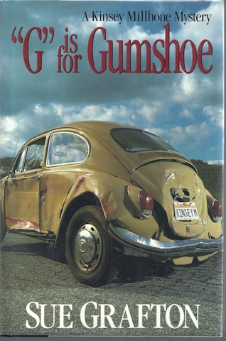 """G"" is for Gumshoe (Kinsey Millhone Mysteries), Sue Grafton"
