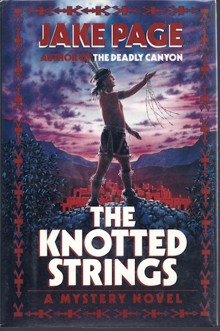 The Knotted Strings, Jake Page