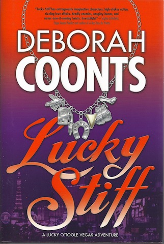 Lucky Stiff (Lucky O'Toole), Deborah Coonts