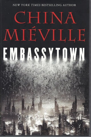 Embassytown, China Mieville